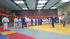 Judo in Holle 1 Judo Bundesliga Kindertraining
